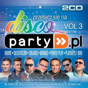 Disco Party PL vol.3 (2CD)