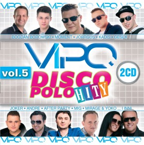 Vipo - Disco Polo Hity vol.5 (2CD)